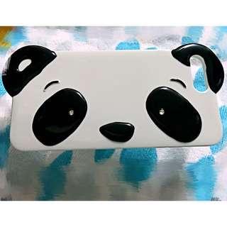 包📮iPhone 7plus case 熊貓電話殼