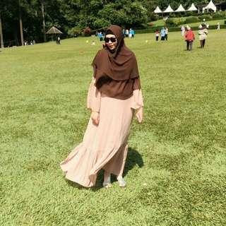 Medina dress by ghasani