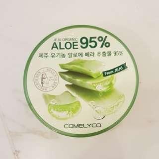 Aloe Vera Soothing Gel - Jeju organic