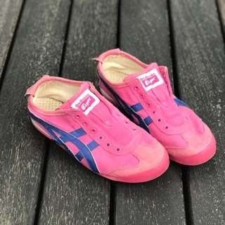 Onitsuka Tiger Pinky No Lace Slip On