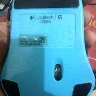Mouse Gaming Logitech G300S
