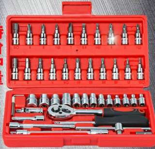 Car Repair Tools 汽車維修工具