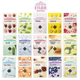 Etude House .2 Therapy Air Mask