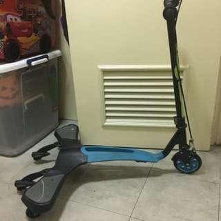 Jdbug cool carver scooter