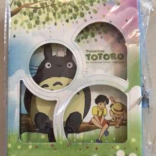 Totoro Diary