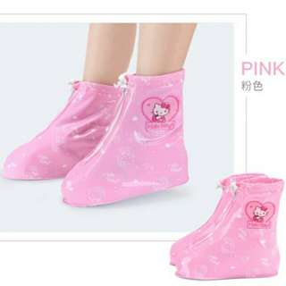 AUTHENTIC HELLO KITTY Rain Boots