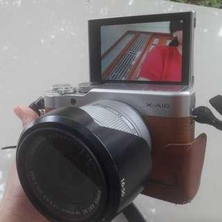 Fujifilm XA10 16-50mm