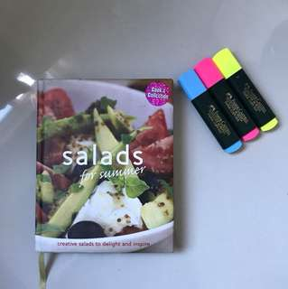 Salad for Summer Recipe Book