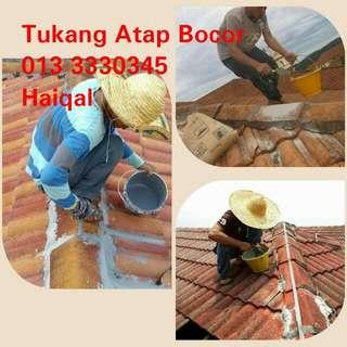 Baiki Bumbung Bocor