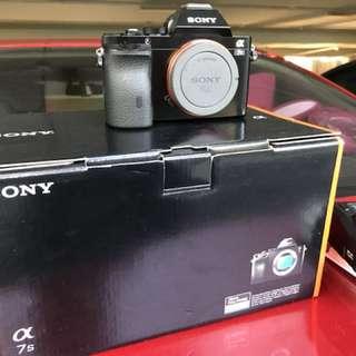 Sony A7S Box Set