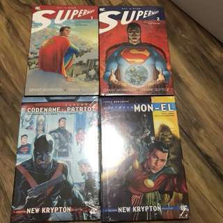 Superman Hc Bundle