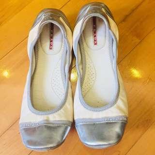 Prada Flats Size 39.5