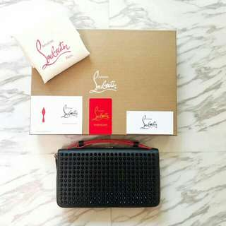 Christian Louboutin bag wallet