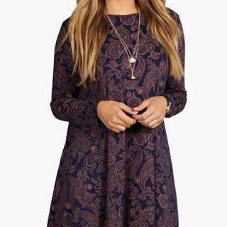Boohoo dress | Size UK22/US18