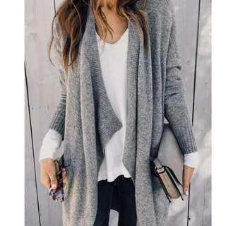 French Connection Waterfall Cardigan