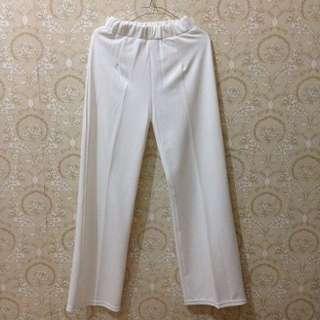Kulot Putih (Pants)