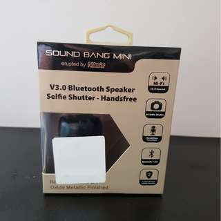 SOUND BANG MINI by Red Monster