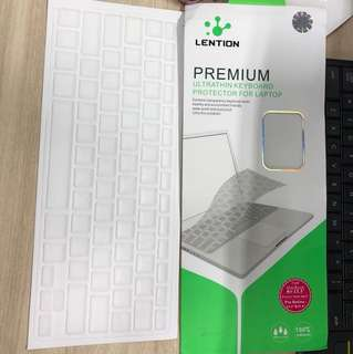 Premium Ultrathin Keyboard Protector for Laptop