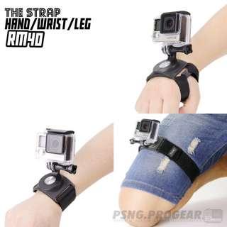 The Strap (Hand/Wrist/Leg)