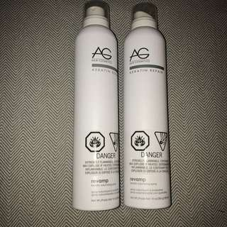 AG Keratin Volumizing Spray