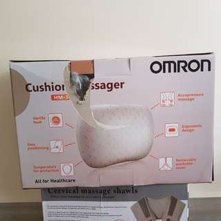 Cushion massager