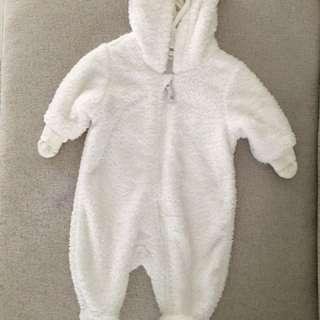 H&M Baby Bear Romper