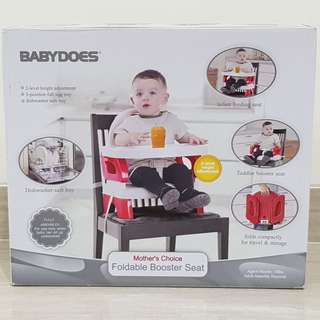 BABYDOES - Foldable Booster Seat