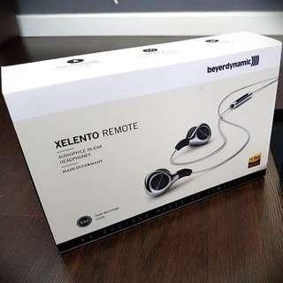 Beyer Dynamic Xelento Remote