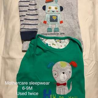 Mothercare Sleepwear