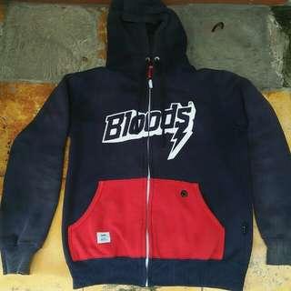 Sweater ziphodie bloods