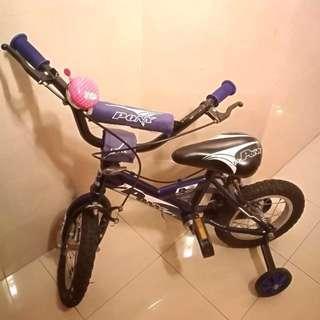 兒童PONY12寸單車