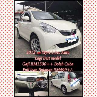 2012 Myvi 1:3cc Auto (Lagi Best Model)