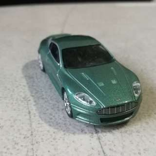 kyosho aston martin dbs coups james bond diecast