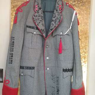 SGT peppers Jacket Size 16