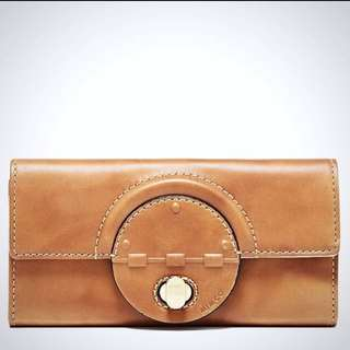 Brand New Mimco Large Plateau Turnlock Wallet