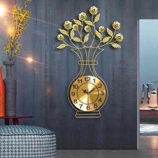 Clock Wall Decor