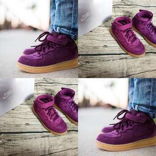 (FreePos) Pre💕Authentic NIKE AIR FORCE 1 for toddler