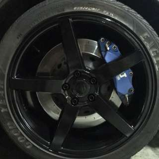 Spray for Rims and Calipers for CNY PROMO