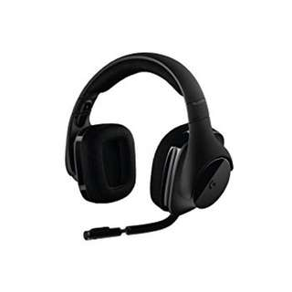Logitech G533 Wireless Headset with Dolby DTS 7.1 Surround Sound