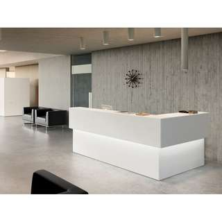 Customized tables (Reception/counter table)