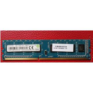Ramaxel ddr3 1600mhz PC-12800 4gb CL11