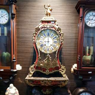 Antique Rare Wall Clock