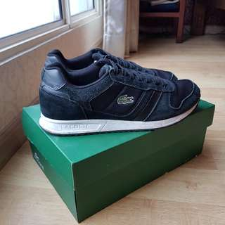Lacoste Shoes: Vaunban SPM Black