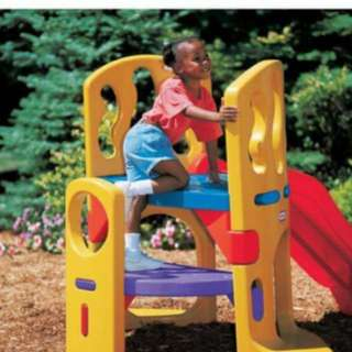 Little tikes playground hide n slide