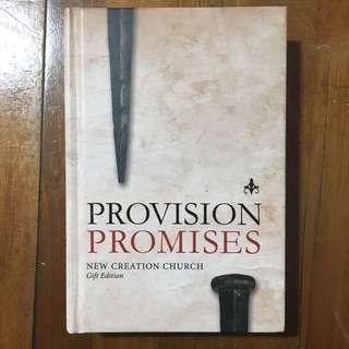 Joseph Prince - Provision Promises