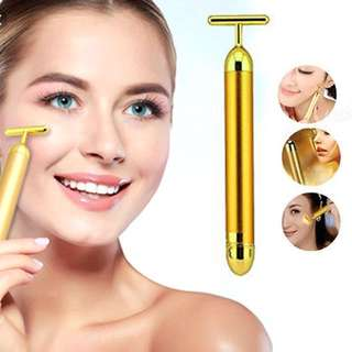 Beauty Stick vibration 6000  min , just three minutes everyday anytime any where can achieve and beautiful flesh effect