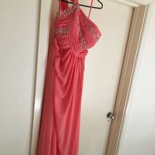 Size 12 formal dress never worn