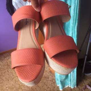 Paloma Rossi Wedges
