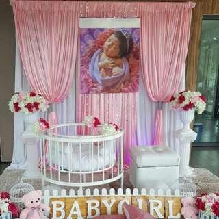 Baby shower princess