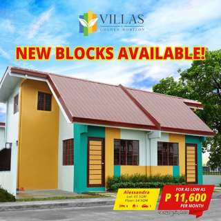 Quadruplex Houses in Trece Cavite